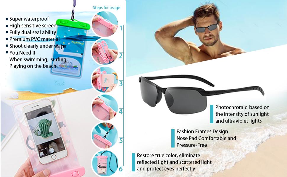 mens polarized sunglasses,mobile waterproof bag,sunglasses for men polarized uv protection