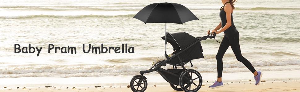 baby pram umbrella