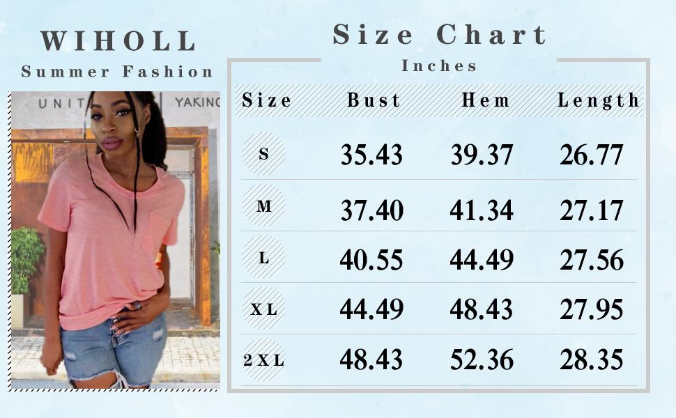 tshirts for women