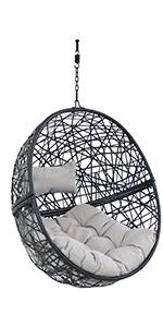 Jackson Hanging Egg Chair