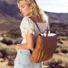 mochila comoda, mochila mujer, mochila antirrobo, bolso mochila, mochilas polipiel, moda, Misako