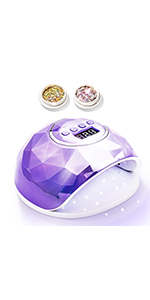 Gel UV LED Nail Lamp - Gel Polish Nail Dryer UV LED Nail Light