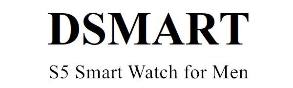 S5 smartwatch for men