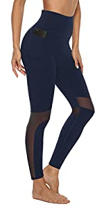 Mesh Yoga Leggings 112