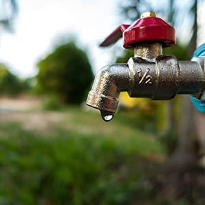 repair hose faucet