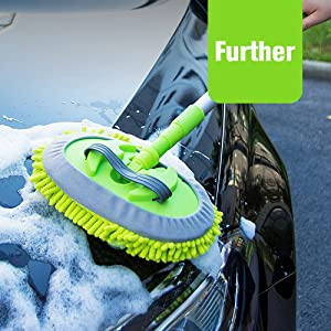 car soft wash brush
