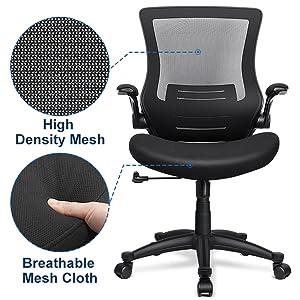 ergonomic office desk chair swivel mesh office chairs  computer chair ergonomic mesh task chairs