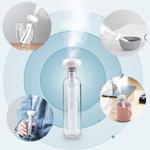 SDGDFXCHN Bouteille de b/éb/é chauffe-biberon rapide wamer Fast Heating BPA gratuit avec bouteille