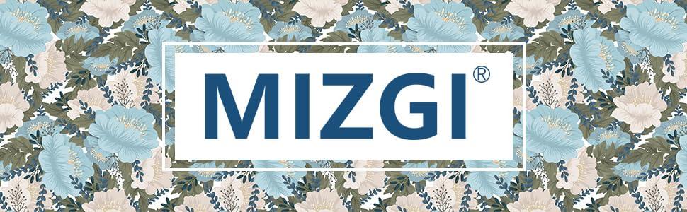 MIZGI VELVET HANGERS LOGO