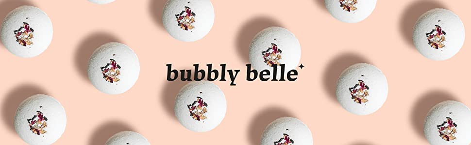 bubbly belle bath bombs