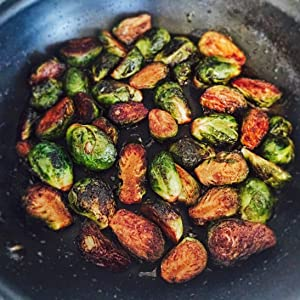brussel sprouts saute