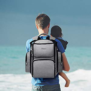 Diaper backpack for Dad