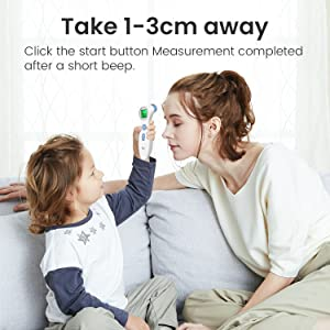 thermometer for adults and kids