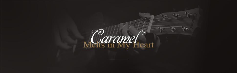 Caramel ukulele CS419 all solid mahogany ukulele 21inch saprano