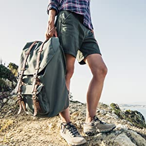 comfortable travel shorts