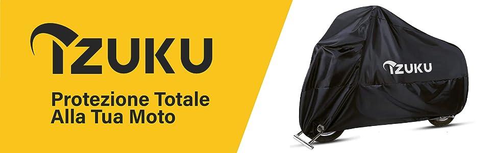 Protezione UV Universale per Esterno Protezione Antipolvere per Moto Impermeabile Antipolvere 3# LNone turkeybaby Coprimoto