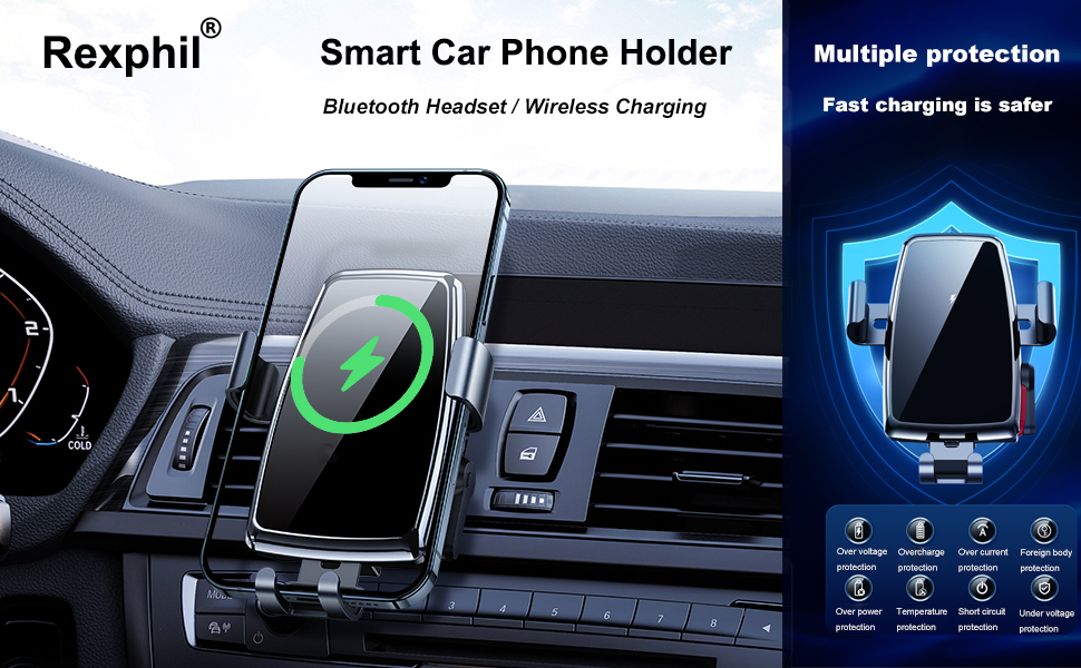 smart car phone holder