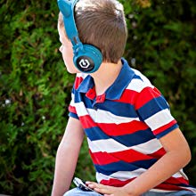 over ear fit buddy perfect fit great christmas gift for kids headphones for boys present for kids