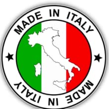 Stamped 925 ITALY. Quality amp; Style.