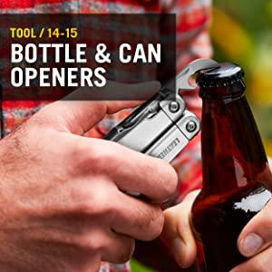 Bottle Openers, Can Openers, Leatherman, Leatherman Surge, Multitool, Multipurpose Tool