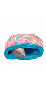 Ferret Cage Accessories Cut Ferret Bedding Bed Cave House and Hideouts