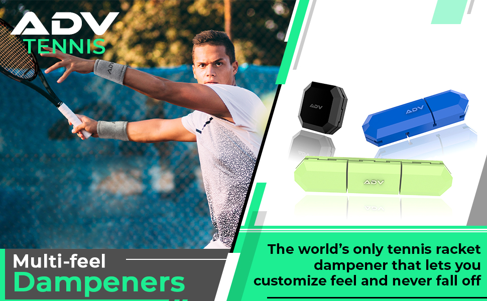 tennis racket damper shock absorber reduce tennis racquet vibration dampeners~W7