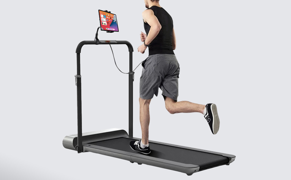 spin bike tablet mount