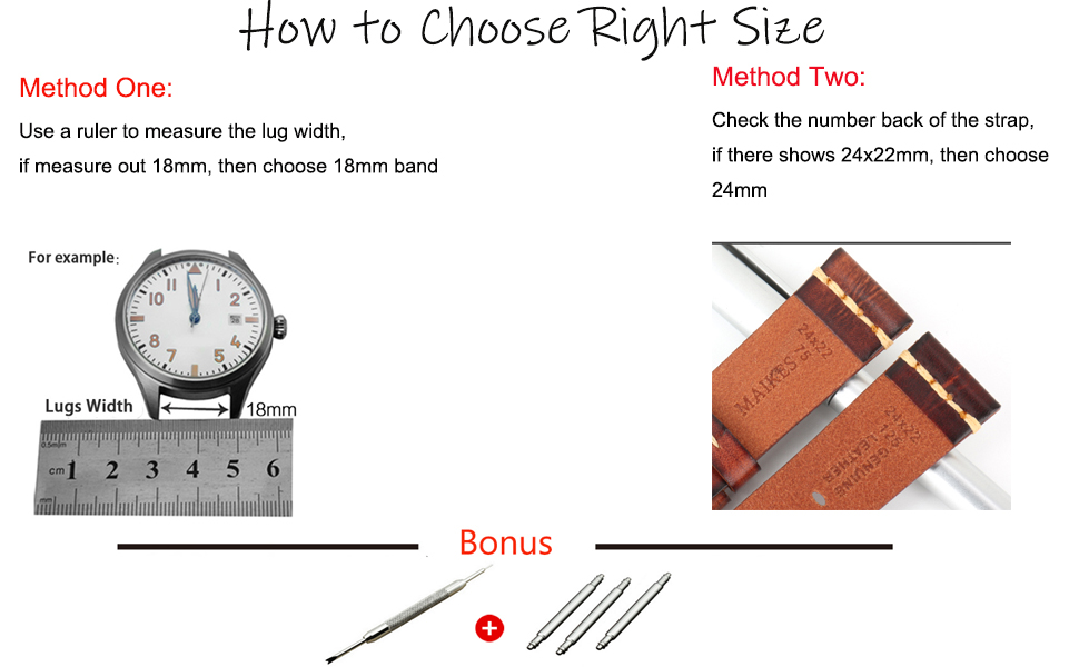 How TO Choose Right Size