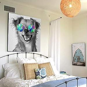 dog wall decor