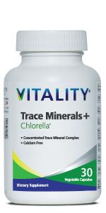 Trace Mineral + Chlorella