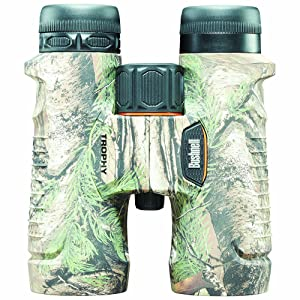 Front view of Bushnell Trophy Binoculars