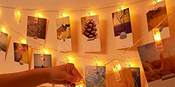 led photo clip lights