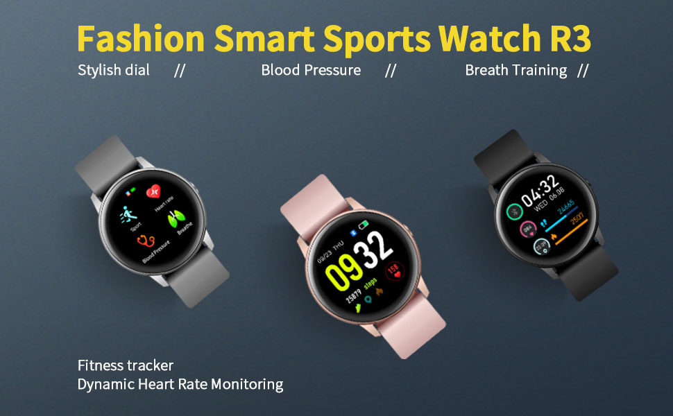Fashion Smart Sport Watch R3