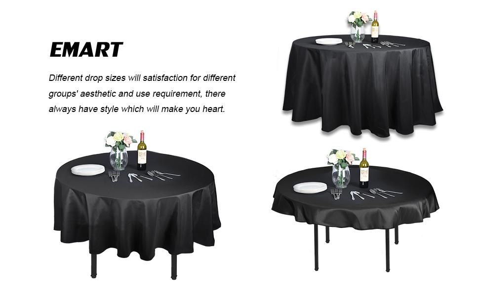 EMART tablecloths