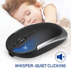 Quiet Click & High DPI