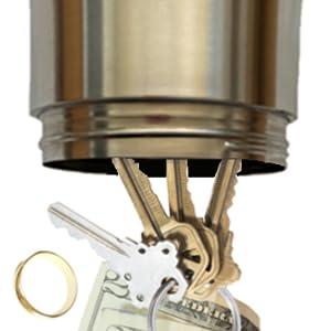 Hide your keys
