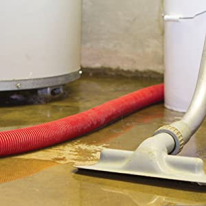 divert water to prevent basement flood, sump pump, downspout extension stake,