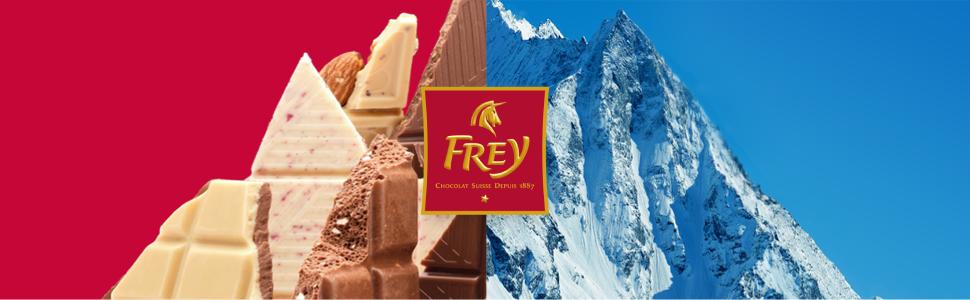 Frey; Premium Swiss Chocolate