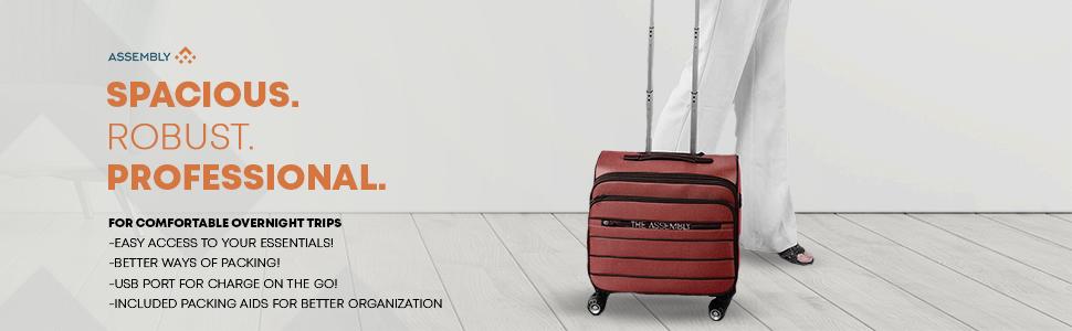 Overnighter luggage