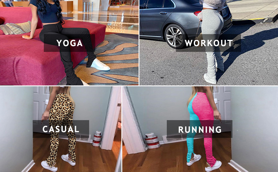 Aro Lora Yoga Pants for women