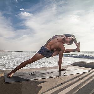 grip yoga mat