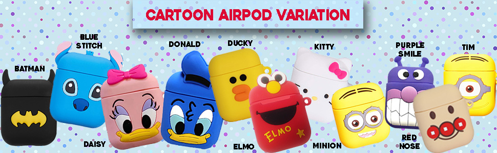 airpod airpod cover airpods 1st Gen cover airpod 2 case silicon airpod cover
