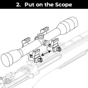 rifle scope rings