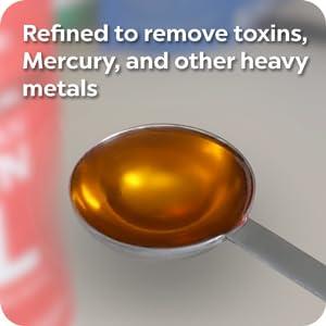 molecular distillation refined remove heavy metals