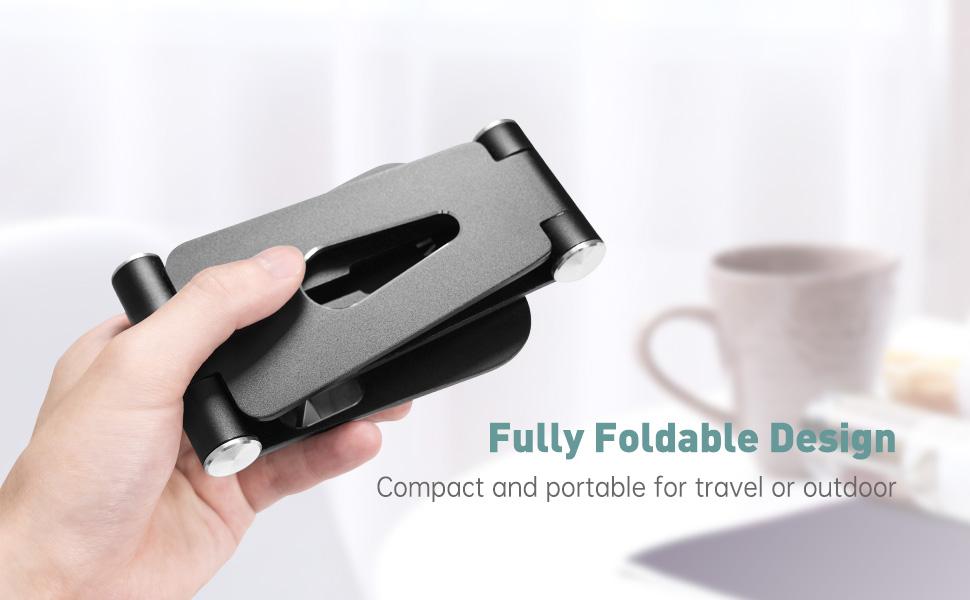 Fully foldable design