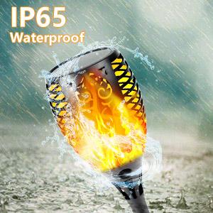Waterproof Flickering Flames Torches Lights