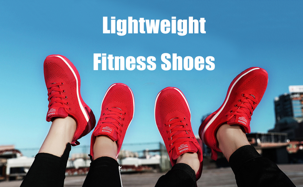 lightweight fitness shoes