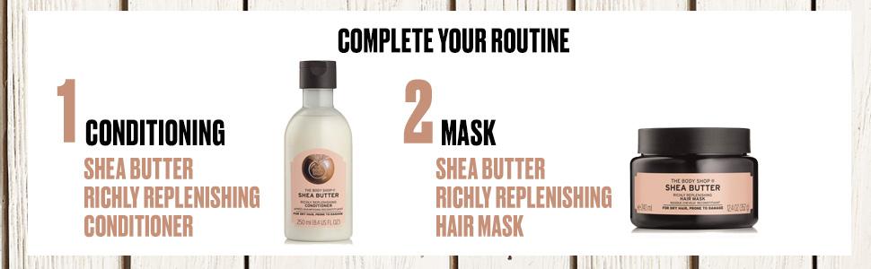 shea , shea shampoo, shea butter, nourish, bodyshop, soft