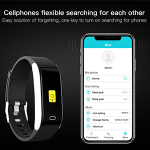 Searching your celphone