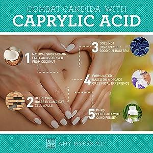 5 ways to Balance with Caprylic Acid - Amy Myers MD